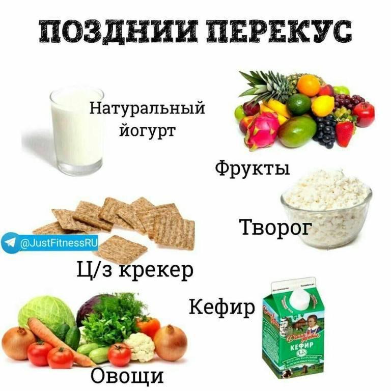 Можно ли есть перед сном? какие продукты можно и нельзя кушать на ночь