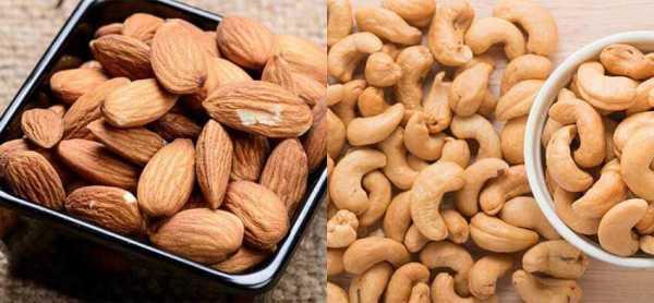 Кешью, фундук и миндаль: какие орехи вызывают рак, болезни почек и печени // нтв.ru