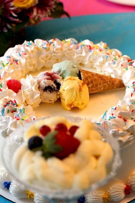 Торт пломбир без выпечки рецепт с фото пошагово - 1000.menu