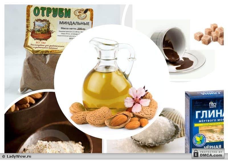 Миндальное масло: свойства и применение | пища это лекарство