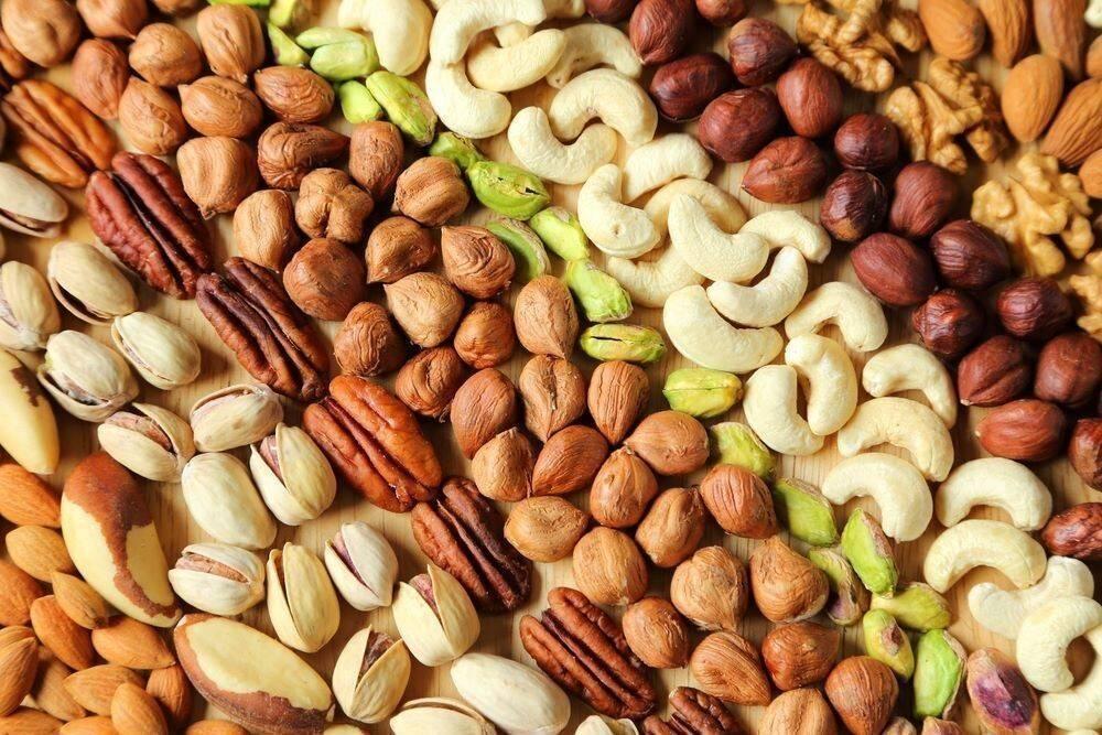 Какие бывают виды орехов? | какиебывают.рф