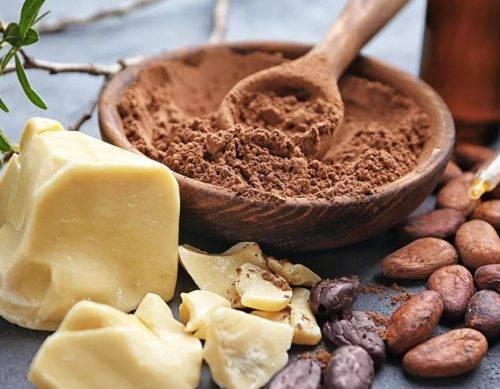 Масло какао от кашля: инструкция по применению, свойства, рецепты со сливочным маслом при протуде