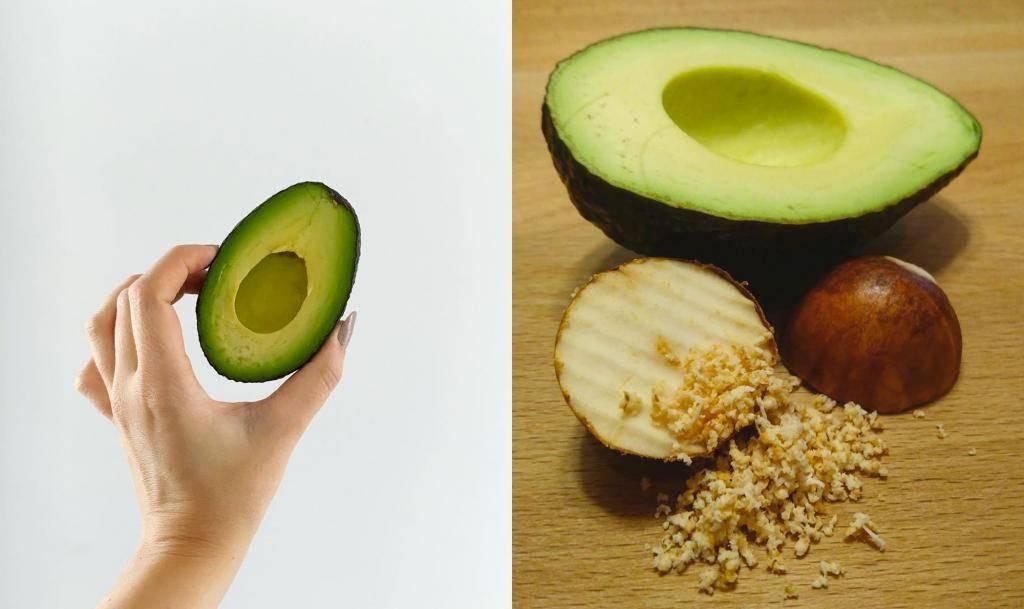 Косточка авокадо ?: можно ли ее есть, польза и вред, применение