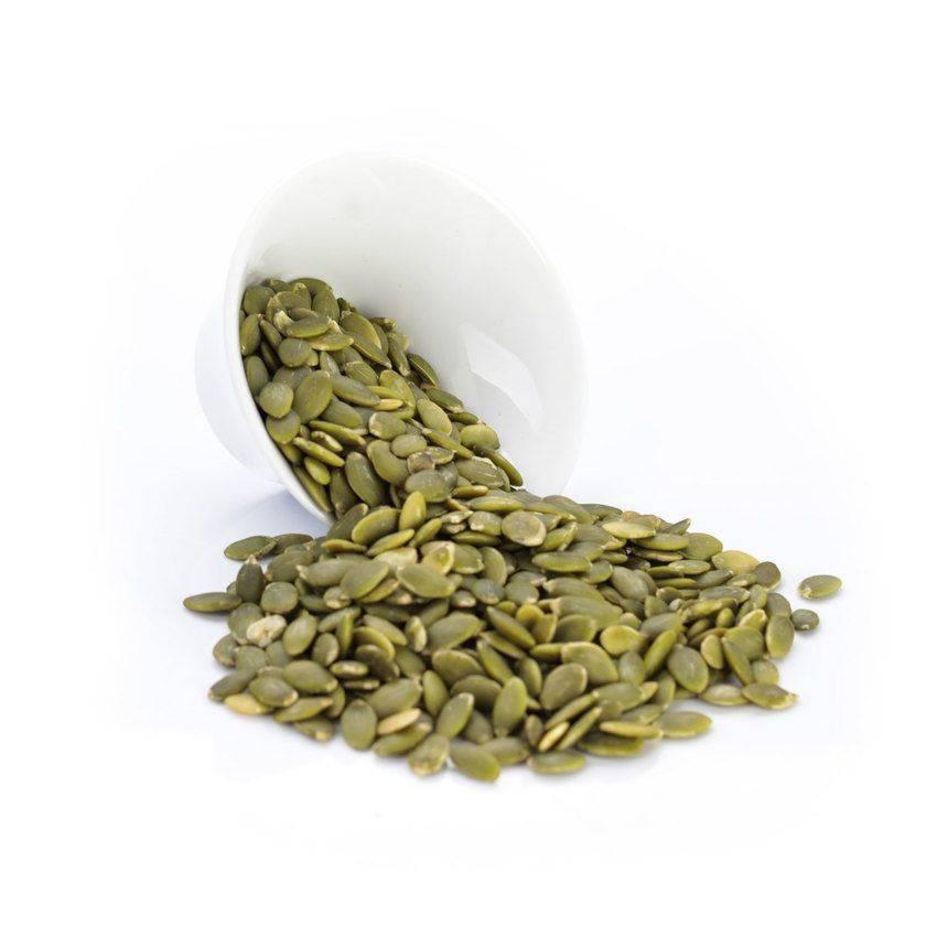 Сколько калорий в семечках жареных – подсолнечных и тыквенных?