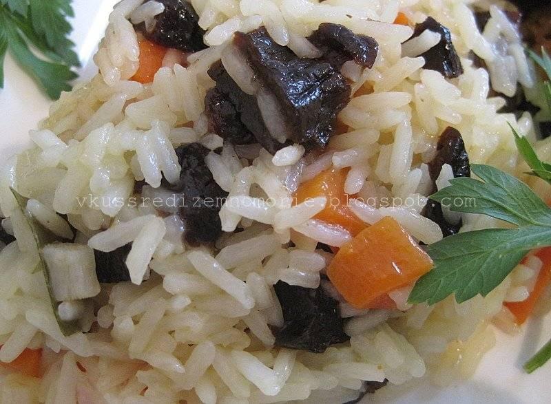 20 простых и самых вкусных салатов с черносливом