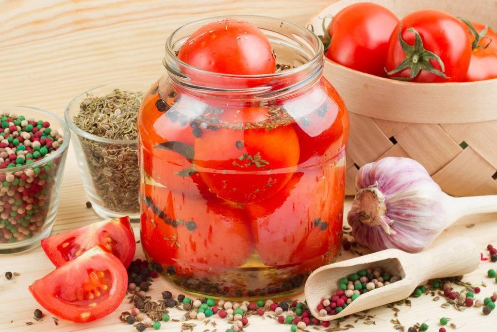Соленые помидоры на зиму: рецепт пригоотовления в банках