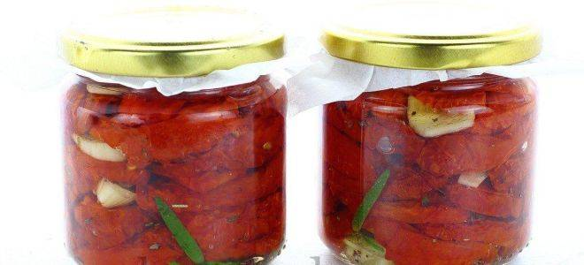 Вяленые помидоры в сушилке для овощей — 6 полезных рецептов
