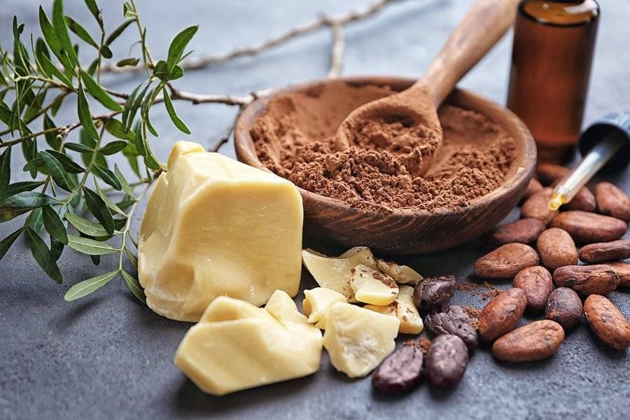 Масло какао и его полезные свойства