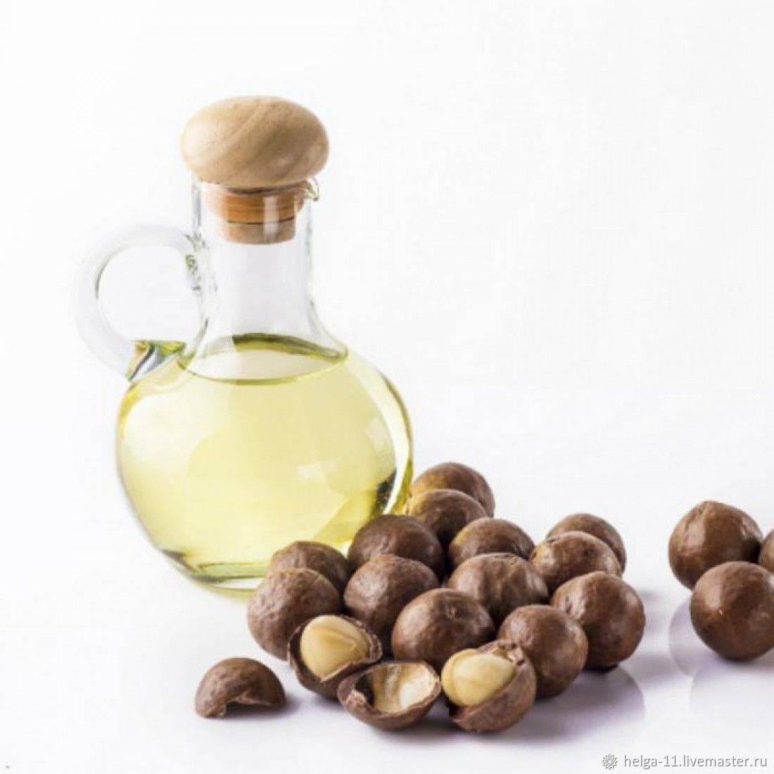 Масло макадамии - полезные свойства, эффективный уход за волосами
