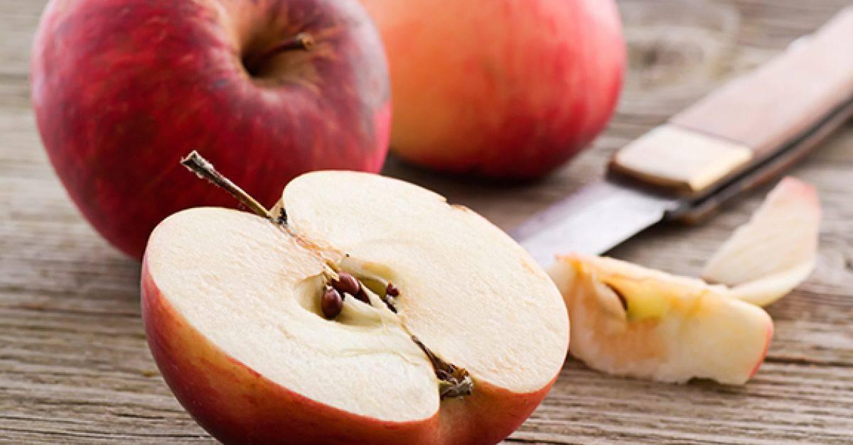 Яблочные косточки: польза и вред | польза и вред