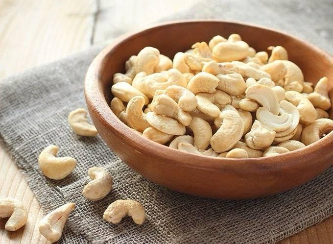 Можно ли есть орехи при гастрите желудка или нет?
