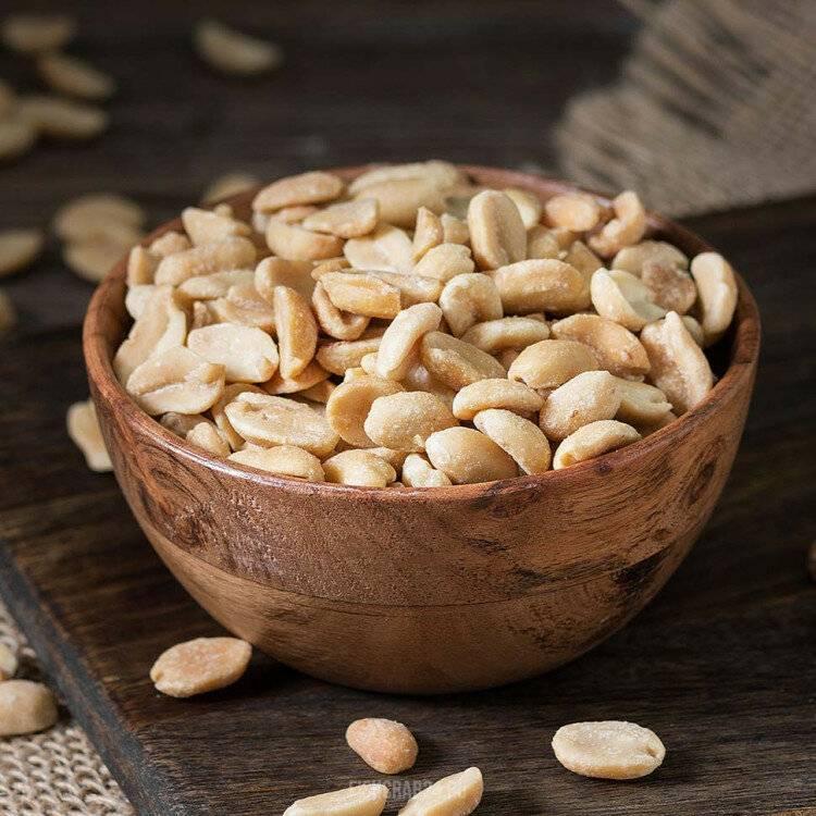 Арахис в глазури калорийность: в глазури и других формах