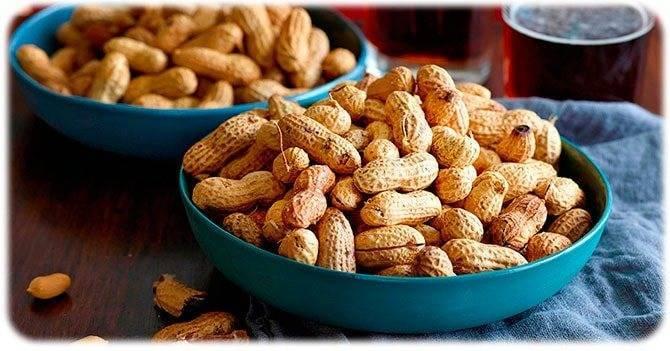 Польза и вред арахиса для мужчины