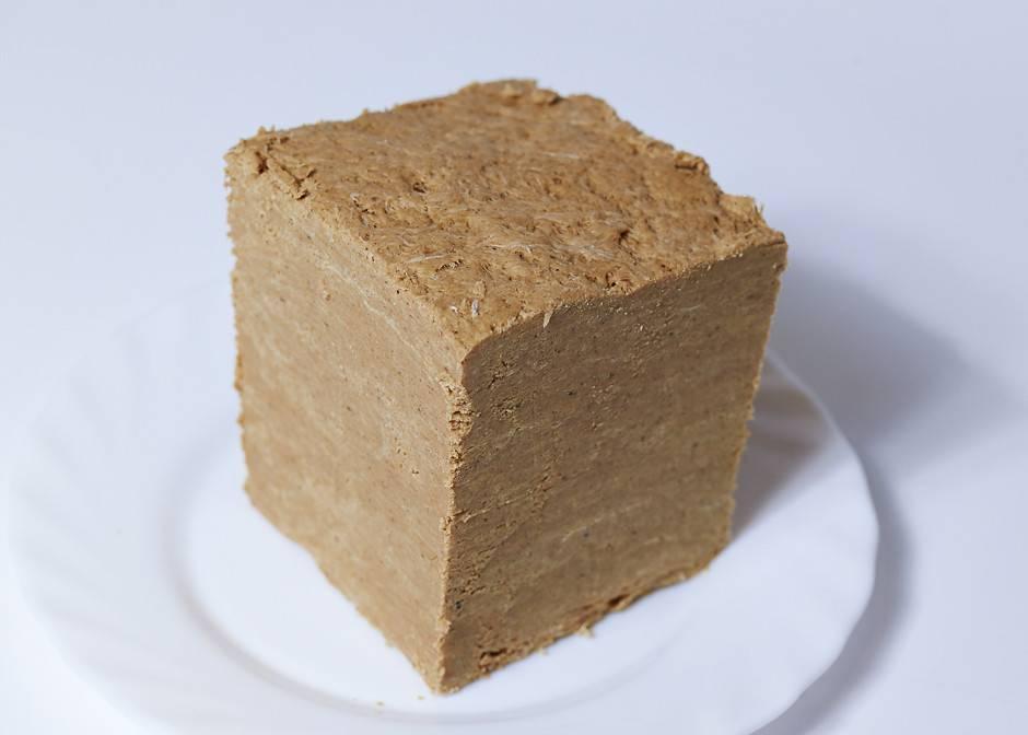 Тахинно арахисовая халва польза и вред