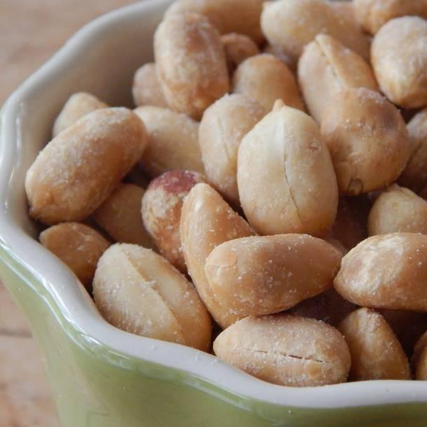 Рецепт арахиса в микроволновке