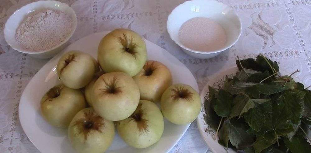 Моченые яблоки: топ-8 рецептов, как приготовить