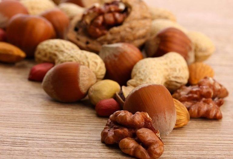 Какие орехи можно есть при сахарном диабете 2 типа: польза и возможные противопоказания