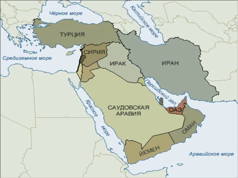 Ореховая география расширяется на ближний восток