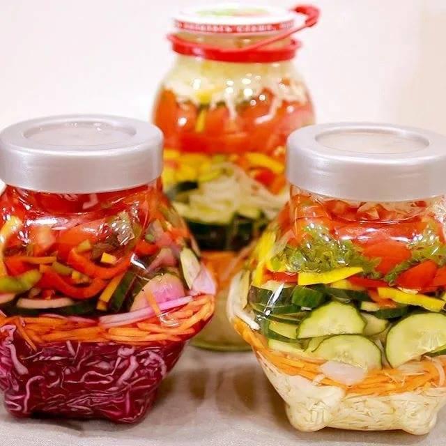Салат кубанский – вкусная заготовка на зиму. лучшие рецепты и секреты приготовления