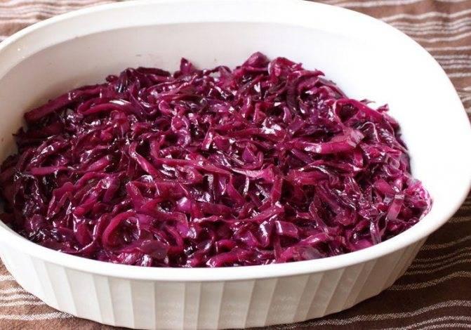 Можно ли солить синюю капусту на зиму. маринованная краснокочанная капуста: рецепты на зиму