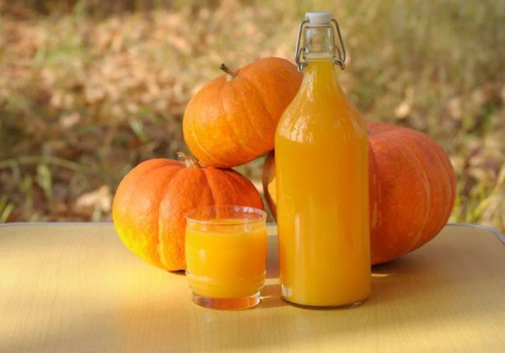 Тыквенный сок в домашних условиях на зиму: рецепты приготовления