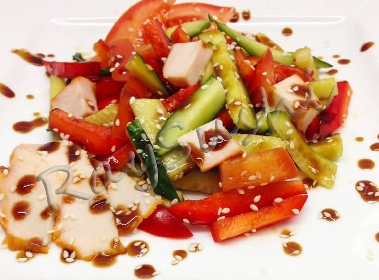 20 лучших салатов из сладкого перца на зиму