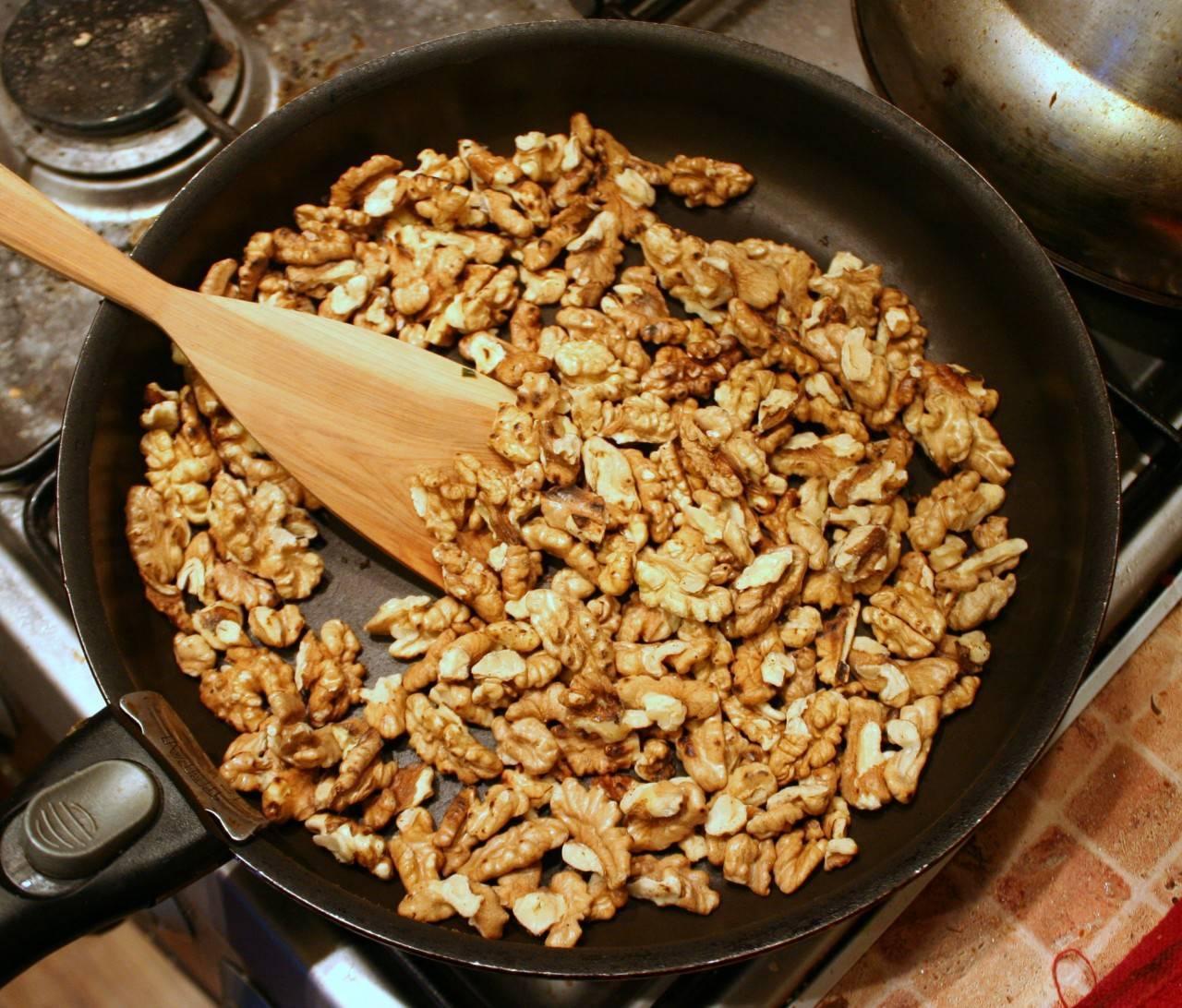 ✅ как приготовить грецкие орехи в духовке - питомник46.рф