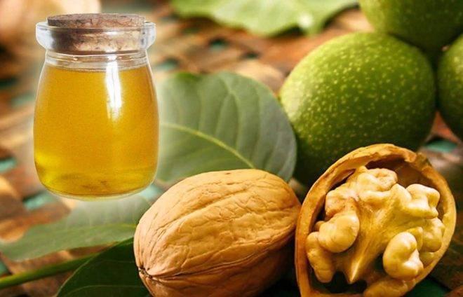 Масло грецкого ореха - полезные свойства и противопоказания, применение для здоровья, волос и кожи лица