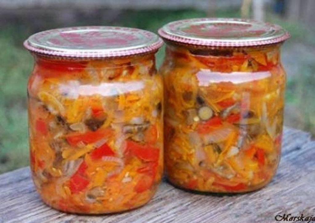 Как приготовить солянку на зиму из капусты - 7 лучших рецептов