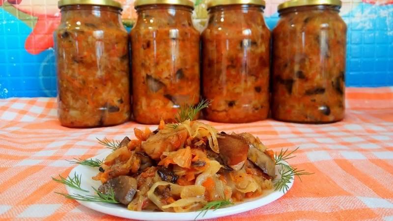 Солянка с грибами и капустой - 70 рецептов: солянка | foodini