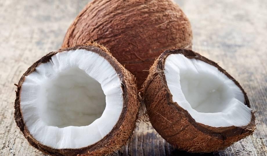 Зеленый кокос и другие разновидности