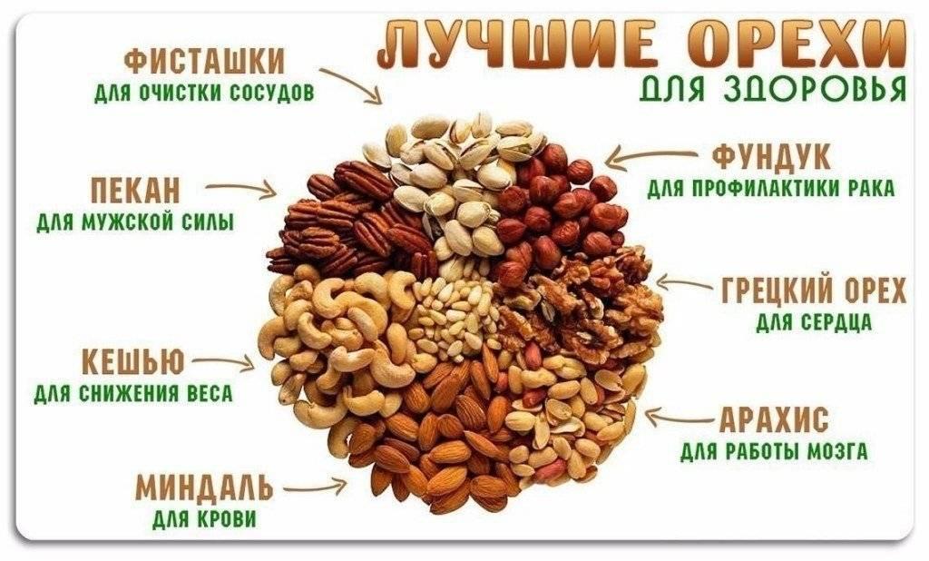Польза и вред миндаля: можно ли есть орех на ночь?