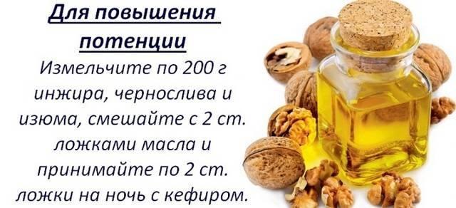 Масло грецкого ореха польза и вред как