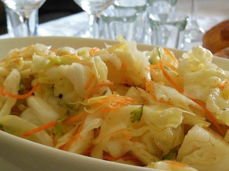 Маринованная капуста быстрого приготовления - рецепты со свеклой, уксусом и по-корейски