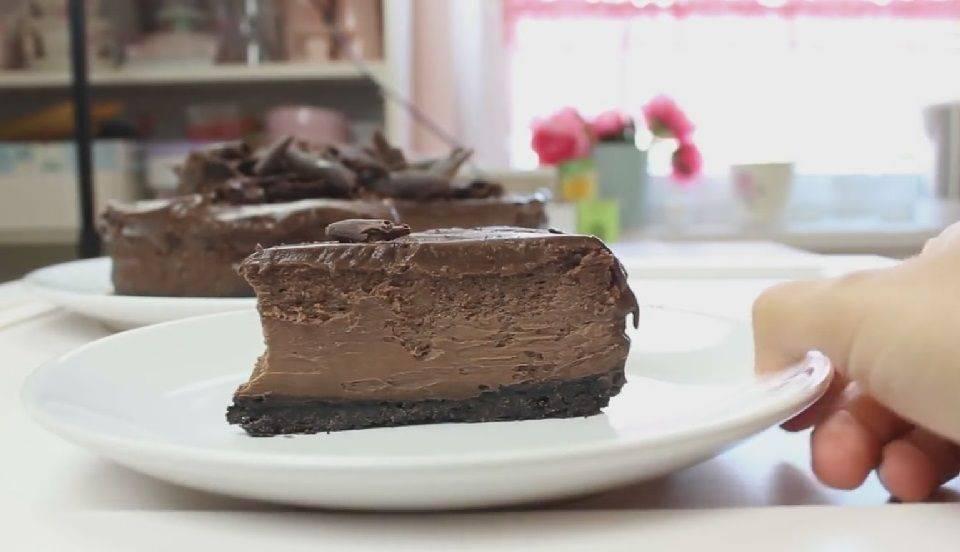 Торт орео: пошаговый рецепт с фото