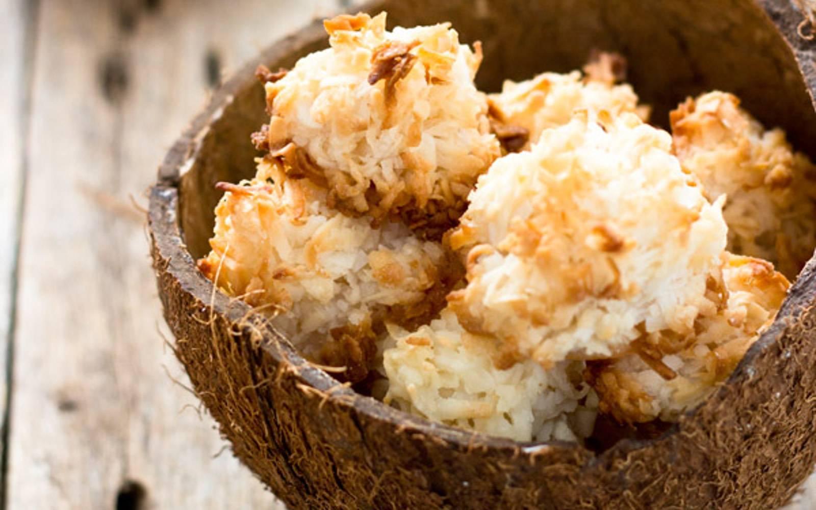 Мука кокосовая - рецепты