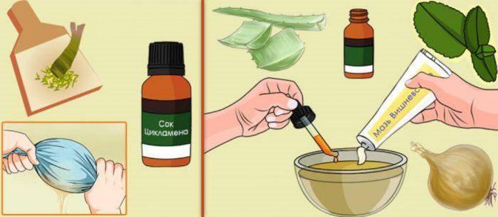 Рецепты лечения гайморита каштаном в домашних условиях