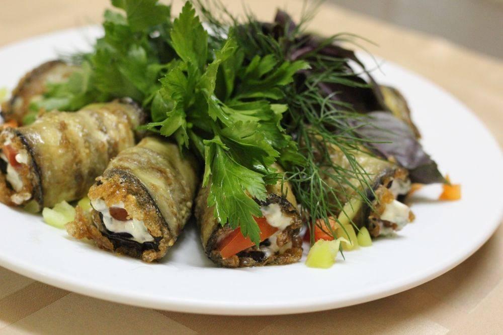 Баклажаны в духовке с фаршем – 7 вкусных рецептов