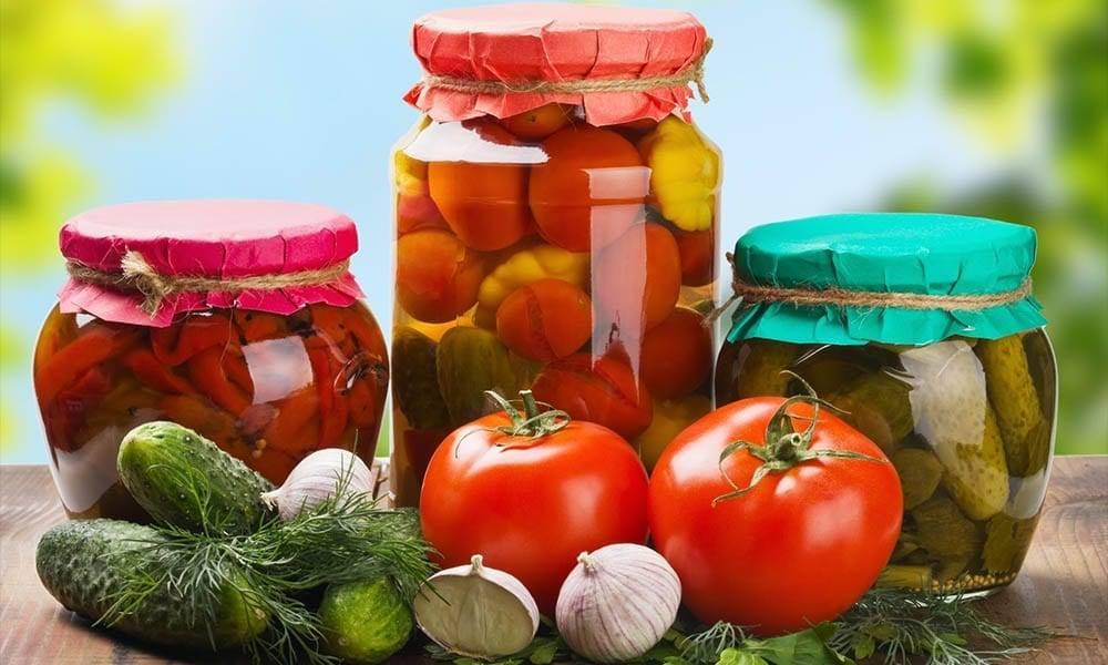 Консервирование пищевых продуктов