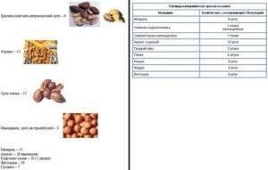Сколько грецких орехов можно есть в день: нормы для всех