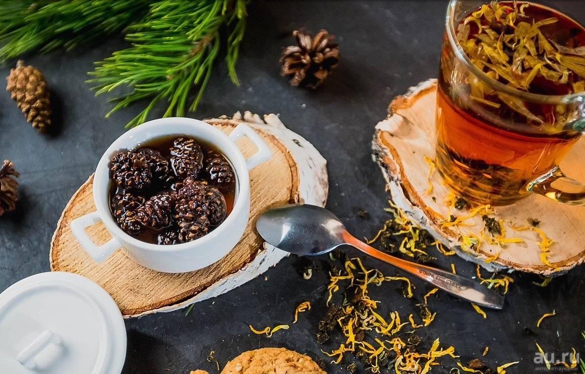 Варенье из кедровых шишек: польза, противопоказания, рецепты