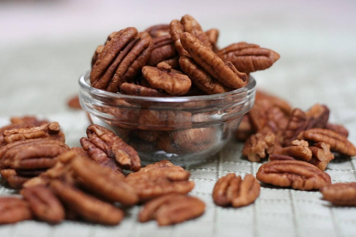 Орех пекан: полезные свойства, противопоказания, рецепты