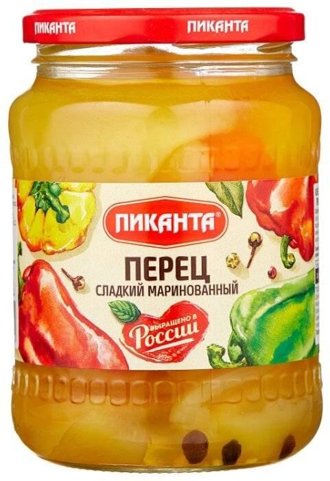 Как мариновать сладкий болгарский перец на зиму: пошаговые рецепты с фото