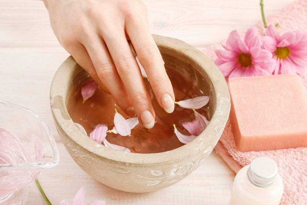 Эфирные масла для оздоровления ногтей