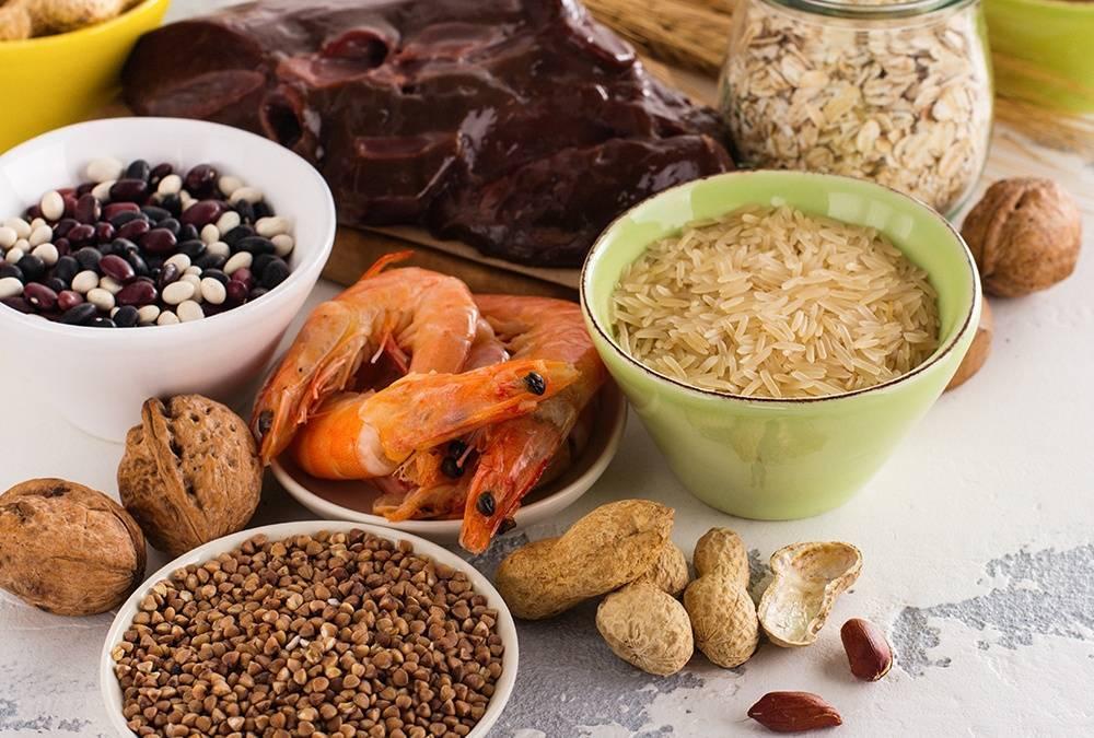 Рецепт для повышения гемоглобина орехи курага