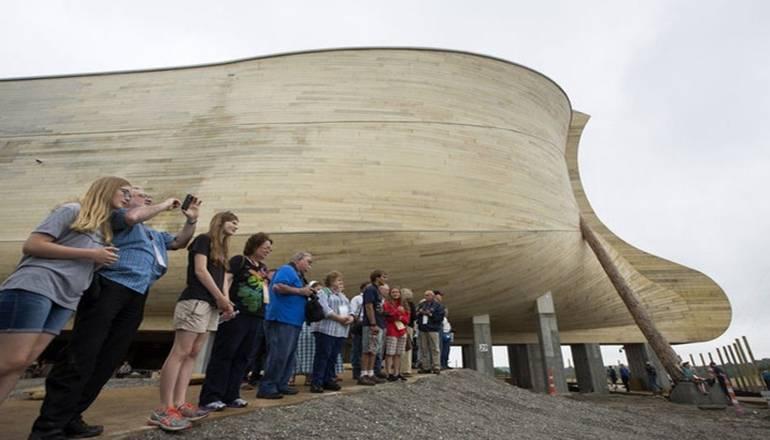Ноев ковчег имел форму пирамиды