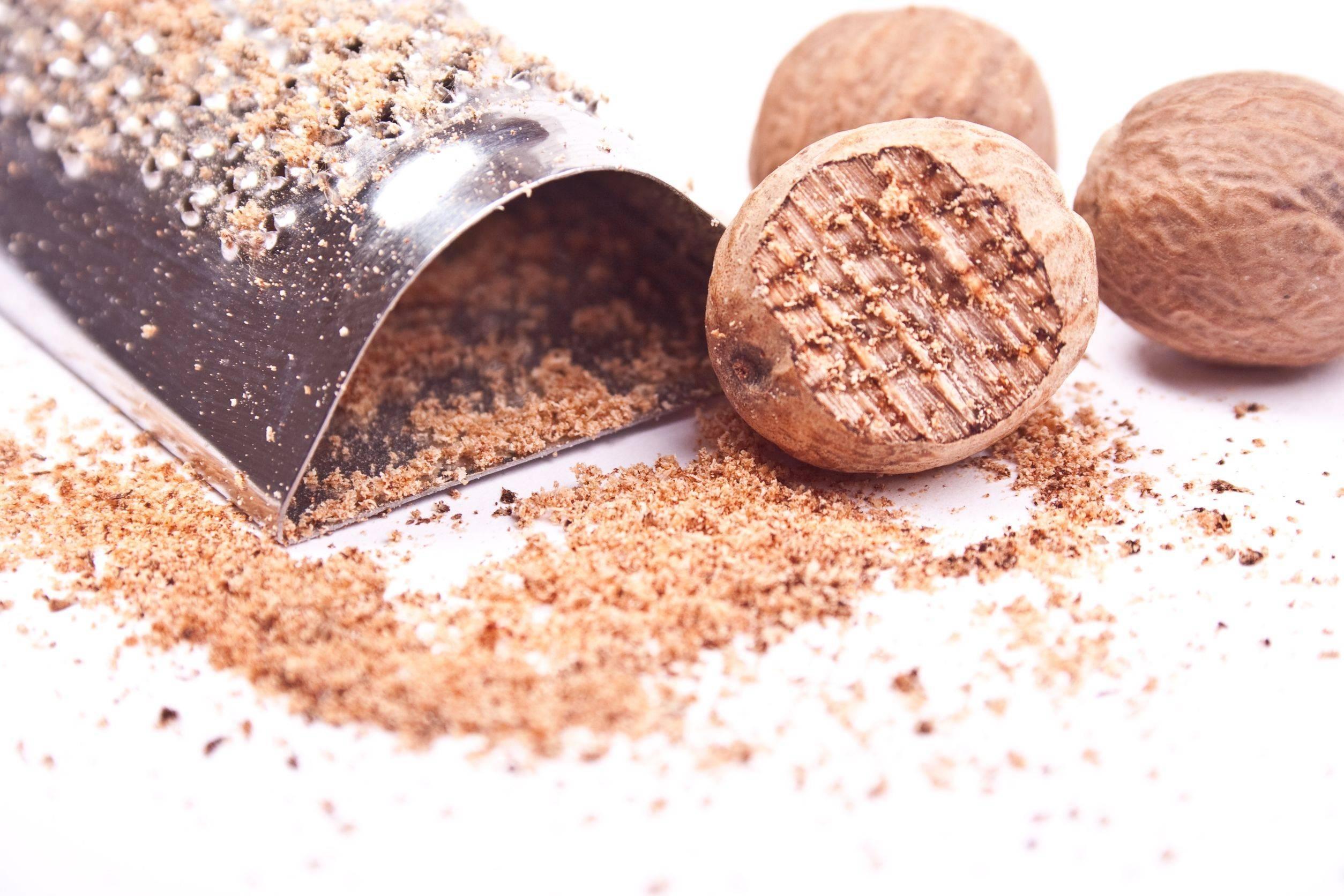 Мускатный орех порошковый эффект. как употреблять мускатный орех: в чем его польза для организма