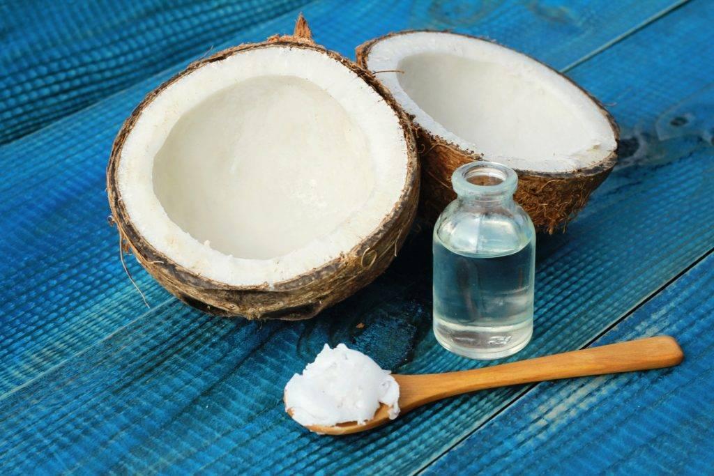 Кокосовое масло - пошаговый рецепт - своими руками