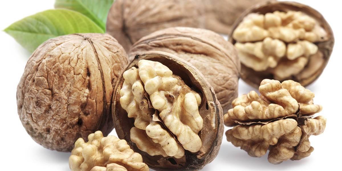 Орех, калифорния - walnut, california