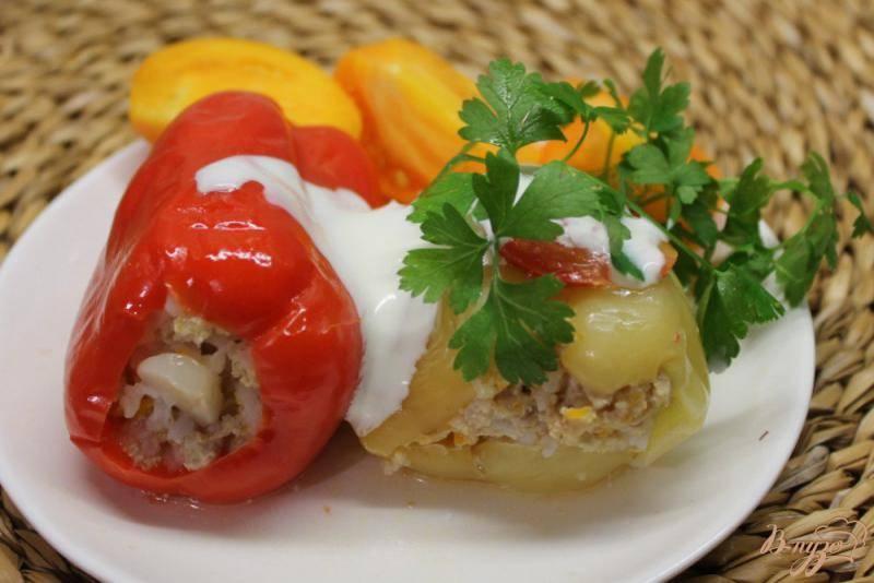 Рецепты голубцы овощные
